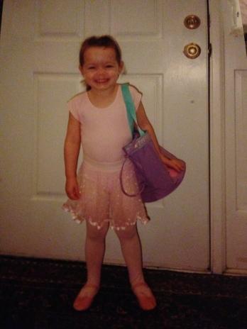 Emily's First Dance Class