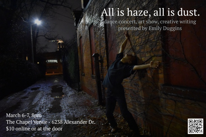 All is haze, all is dust promo 1.26